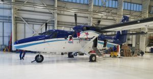 The NOAA Twin Otter at NCAR's Research Aviation Facility