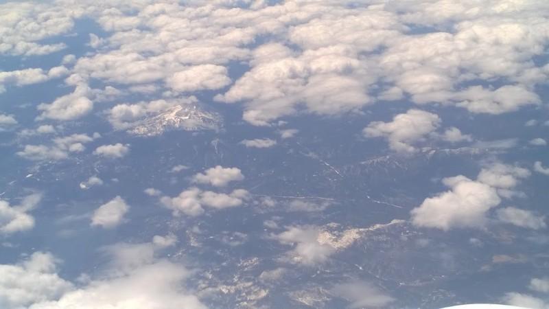 NASA DC-8 spiraling towards ground in Hokkaido.