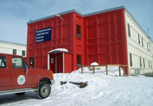 Kangerlussuaq International Science Support (KISS) facility. Source: http://cpspolar.com/project-locations/greenland/photo-gallery/