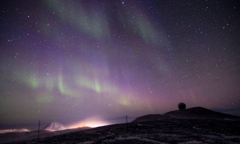Aurora, NASA Dome