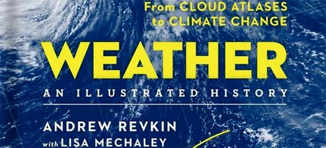 Prometheus » Blog Archive » Andrew Revkin Book Talk: Weather – An