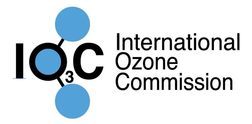 Logo for the International Ozone Commission