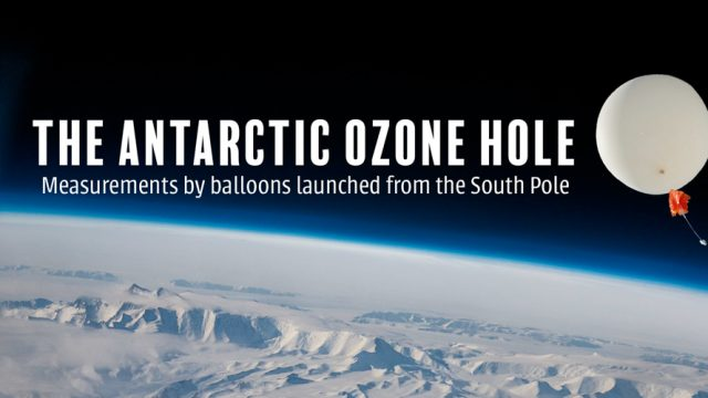 The Antarctic Ozone Hole