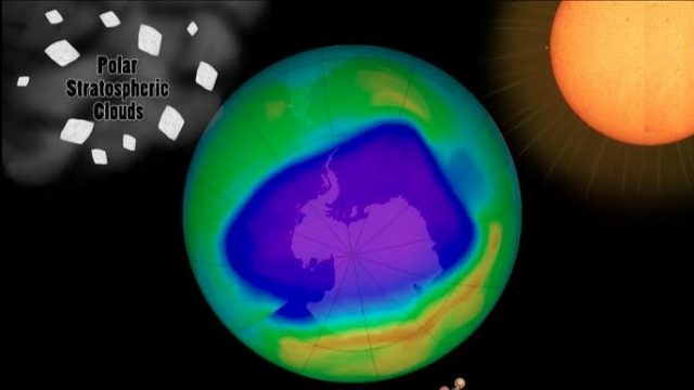 Recipe for an Ozone Hole