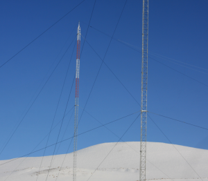 transmit towers