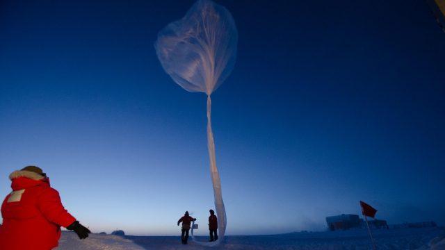 South Pole Ozone Depletion Season, 2016